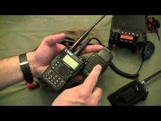 Good basic overview of a GO-BAG for amateur radio • A HAM Radio Go-Kit for Yaesu VX8-R