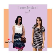Se sua mãe tem o estilo romântico, olha aí duas inspirações lindas para o presente de domingo! #Vemprazas