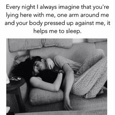 Every night I wish for this...*