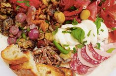 Italian Antipasto Recipe via Food Republic Photo: David Loftus