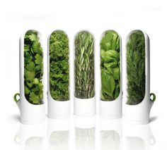 Prepara Herb Containers. Keeps herbs fresh for up to 3 weeks.