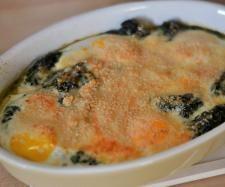 Rezept Low Carb Spinat-Eier von jessica.broders - Rezept der Kategorie Hauptgerichte mit Gemüse