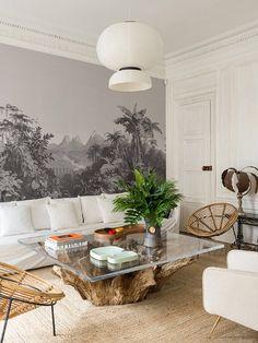 Interiors: Gorgeous Parisian Apartment