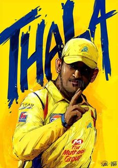 The one jersey that we'd wear forever. CSK Official Poster Standard Size: x 42 cm) Note: Actual poster will NOT contain the ? Dhoni Wallpapers, Best Player, Movies And Tv Shows, Shit Happens, Baseball Cards, Movie Posters, Film Poster, Popcorn Posters, Film Posters