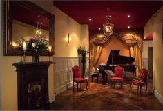 1901 Arts Club - Music rehearsal studio, practice room