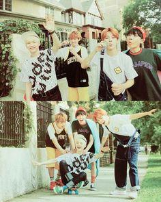 BTS SG JK JM JH | they make my horrible day better :)