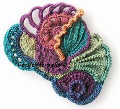 Aventures Textiles: Scrumbles