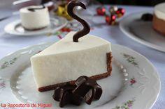 Tarta-Mousse de Cava
