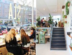 Cafés AMSTERDAM | I love SLA