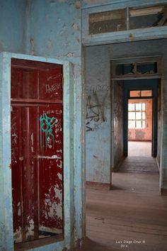 Habitaciones. Centro de salud a principios del S.XX, el Sanatorio para la tuberculosis, llamado Dr. Carlos Durán. Costa Rica