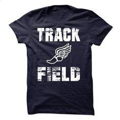 Track Field - #crop tee #comfy hoodie. SIMILAR ITEMS => https://www.sunfrog.com/Sports/Track-Field.html?68278