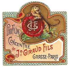 Reserved for GB ... J. Giraud & Fils Idilio 1 by ParfumsDeParis