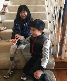 Audrey brought home three starburst to share with Wesley. Those are prizes she got from school. Love how close they are! #siblings #siblinglove #candies #starburst #moments #prize