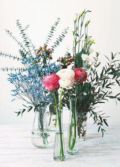 ** Beautiful field Flowers.