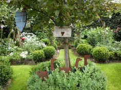 Stilbruch: Bauerngarten