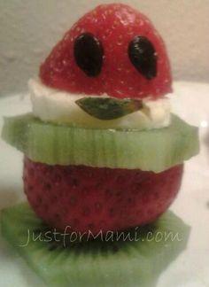 Ideas Decoraciones con Fruta para Niños logo