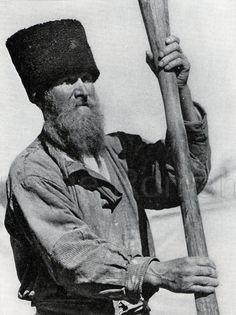Pescarii Romaniei - 1930 - Danube delta Romania.