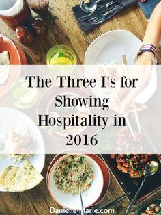Showing hospitality, doesn't have to be flashy...it is simply about being intentional and reaching out, regardless of what season of life you are living in. Here are some great tips!