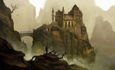 landscapes castles fantasy art artwork warriors 5000x3046 wallpaper_wallpaperswa.com_76.jpg (600×365)
