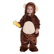 This plush brown monkey all in one suit with attached footies and monkey tail with a light brown tummy is a perfect ju... Checku2026 | Pinteresu2026  sc 1 st  Pinterest & nice £19.99 Go ape! This plush brown monkey all in one suit with ...