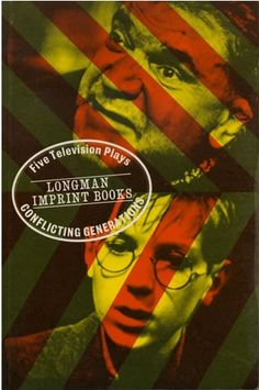 Conflicting Generations - Five Television Plays. Michael Marland - 1971. Longman