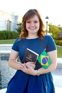 Advice From Now Serving Missionaries - Sister Bagley in Brazil