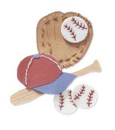 Jolee's By You Embellishments-Baseball, , hi-res  $2.99