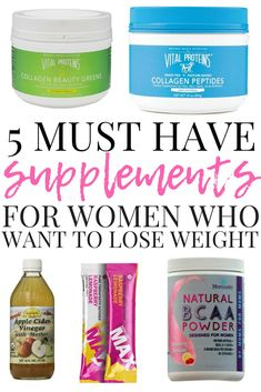 5 must have supplements for women who want to lose weight. Weight loss supplements that will help you build muscle, lose fat, and feel great! The Effective Pictures We Offer You About Paleo Diet keto A quality picture can tell you many th. Quick Weight Loss Tips, Weight Loss Challenge, Losing Weight Tips, Want To Lose Weight, Weight Loss Goals, Weight Loss Program, Lose Fat, Lose Belly Fat, Weight Loss For Women