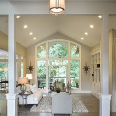 Sherwin Williams Amazing Gray paint color.