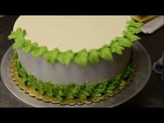 Piping Simple Buttercream Flowers: Camellia   Cake Decorating Tutorial with Christina Ong - YouTube