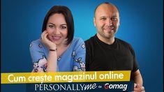Cum creste magazinul online PersonallyME cu Gomag - Ennifer Marinescu