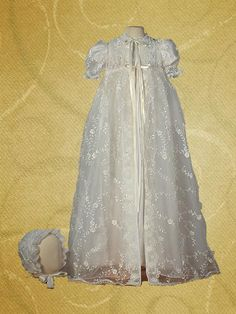 Elizabeth Silk Christening Gown [elizabeth] - $424.99 : The Christian Baby - Christening Gowns, Baptism Suits for Boys Girls