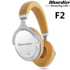 Bluedio Active Noise Cancelling Wireless Bluetooth Headphones Headset with Mic Gaming Headset, Bluetooth Headphones, Wireless Headphones, In Ear Headphones, Headphone With Mic, Noise Cancelling Headphones, Aktiv, Usb, Internet Bar