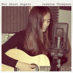 Not About Angels by Jasmine Thompson! Jasmine Thompson, My Favorite Music, Long Hair Styles, Angels, Pandora, Songs, Beauty, Beleza, Long Hair Hairdos