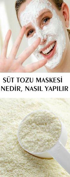 SÜT TOZU MASKESİ NEDİR, NASIL YAPILIR