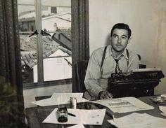 Somerset Maugham. Writer.