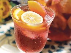 """In case you're still holding on to your New Year's Resolution of being healthier, :) try this tasty mocktail! """"The Knockoff"""""""