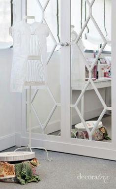 Wardrobe and cupboard doors