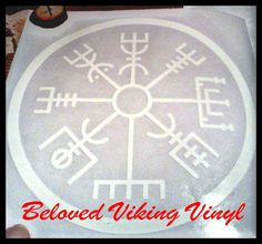 """As seen on the famous Icelandic Singer Bjork. Used on rune stones and by the ancient Norse...  """"The symbol is more than two thousand years old and Bjork says that Norse painted runes on themselves when they got lost in fog or in alien lands. This tattoo design protects from dangers and always leads to the right way. Bjork thinks that after making this tattoo many things in her life changed: this sign helped her to find a way to her dream  she found her sound.""""   Vinyl's for Heathens and Vikings Ancient Scripts, Ancient Symbols, Ancient Aliens, Norse Protection Symbol, Creative Inspiration, Tattoo Inspiration, Tatoos, Cool Tattoos, Tattoo Ideas"""