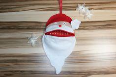 Wunschzettel Weihnachtsmann nähen und einen guten Zweck unterstützen