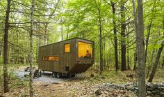 Tiny house rental startup Getaway scores $15 million in funding