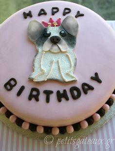 Red velvet birthday cake!