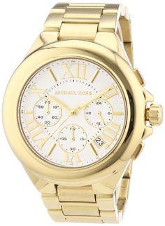 Schöne Michael Kors Damenuhren ✓ Neue Kollektionen und klassiche Modelle✓ Eine Gold & Rosegold Damenuhr von Michael Kors ist günstig unter 200€ zu haben.