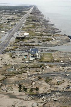 For those who have forgotten or thought IKE was a nothing huricane. Read this article that proves IKE was more than just a Cat 2 huricane. The actual storm was larger than Katrina, though may have been weaker, the storm surge was felt from south of Galveston, TX all the way to the Florida Pan Handle. Rethink what you thought of this storm.