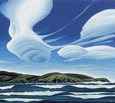 New Zealand artist Landscape Prints, Abstract Landscape, Landscape Paintings, Landscapes, New Zealand Art, Nz Art, Maori Art, Kiwiana, Irish Art