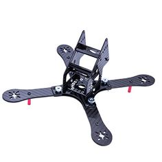 GE220 RC Drone Carbon Fiber Frame Quadcopter Frame Kit ( 4MM ) ** Continue to the product at the image link.