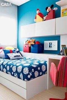 Ideias e inspirações de decor de quartos de crianças