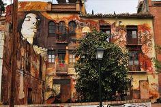 El Nino de las Pinturas - Granada Spain