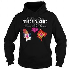 The Love Between Father and Daughter Knows No Distance - Serbia Montenegro - #hoodies #cool hoodies. ORDER NOW => https://www.sunfrog.com/States/The-Love-Between-Father-and-Daughter-Knows-No-Distance--Serbia-Montenegro-Black-Hoodie.html?id=60505