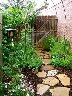 ideas for front yard landscaping without grass » landscaping photos